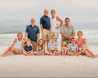 Gulf Coast Beach Portraits