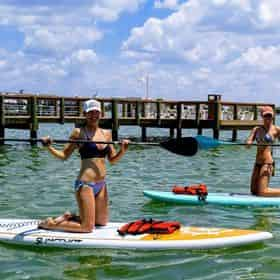 Paddleboard & Kayak Tours by Clearwater Beach Paddleboard Company