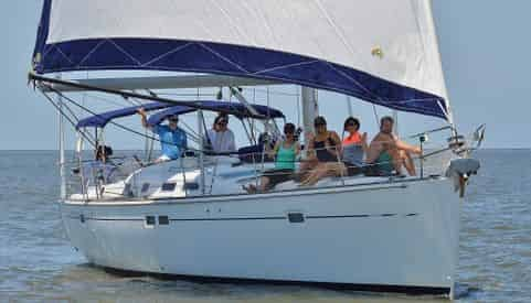 2 Hour Day Sail with New Orleans Yacht Experience