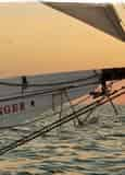 Wind and Wine Sunset Sail with Danger Charters