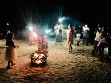 Light Me Up Beach Bonfires in South Walton/30A