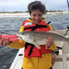 4 Hour Family Style Fishing Adventure with Coastal Life Charters & Adventures
