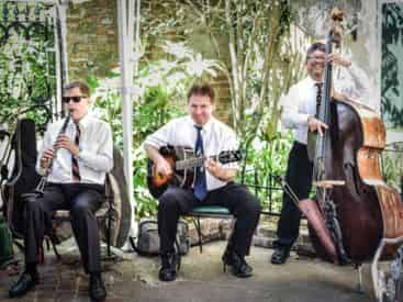 Jazz Brunch at Court Of Two Sisters Restaurant & Courtyard