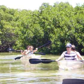 Private Clear Kayak Excursion