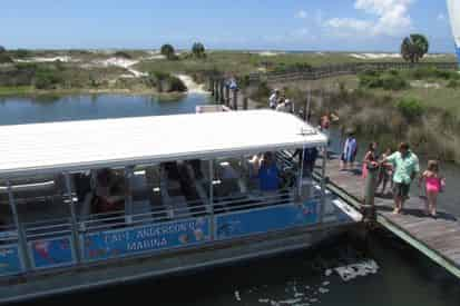 St. Andrew's Bay Cruise with Captain Anderson