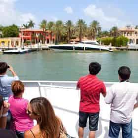 Miami Boat Cruise from Bayside Market