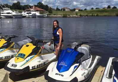 2 Hour North Myrtle Beach Jet Ski Eco Tour & Dolphin Encounter