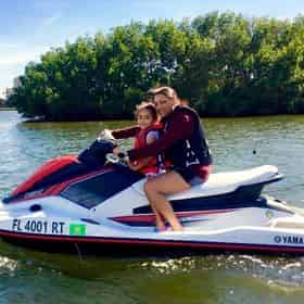 2 Hour Jet Ski Tour with We Get You Wet Watersports
