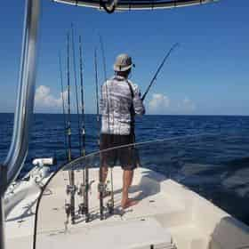 Charter Fishing With Northwest Florida Dolphin and Fishing Tours