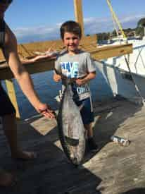 Private Fishing Excursions Aboard the Cheshire Cat with Nothin Matters Charters