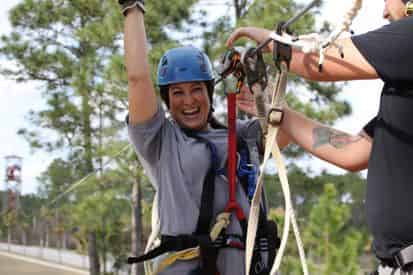 Zipline Course in Orange Beach
