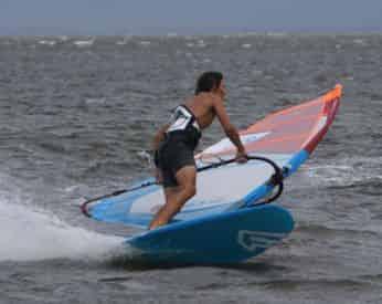 Private North Beach Windsurfing Lesson