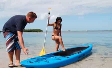 Paddleboard Rentals at Casa Marina