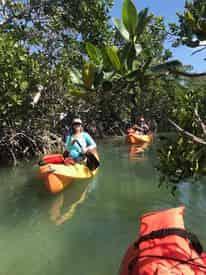 Java Cat Sail, Kayak, & Snorkel Half Day Eco Tour