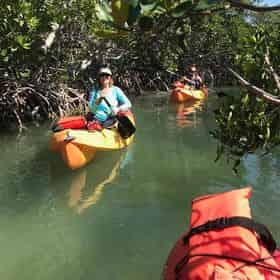 Guided Backcountry Paddle Tour