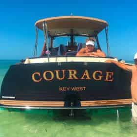 Private Luxury Sunset Cruise with Courage Charters
