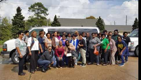 St. Joseph Plantation Tour with Transportation from New Orleans Hotels & B&Bs