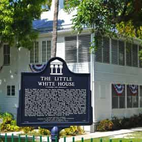 Truman's Little White House Admission Ticket