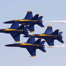 Blue Angels & Fishing Combo with Coastal Life Charters & Adventures