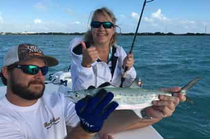 Sandestin Bay, Gulf, or Offshore Fishing Charter