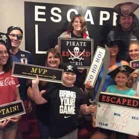Pirate Peril Escape Room by Escape Lots of Locks