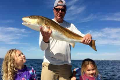 Inshore Fishing with Shallow Minded Charters