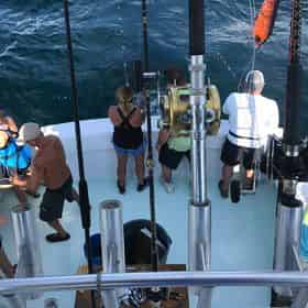 Reel Legend Fishing Charters with Emerald Adventures