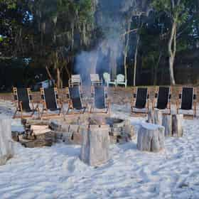 Private Destin Beach Bonfire on the Harbor