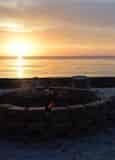 Private Destin Beach Bonfire on the Harbor