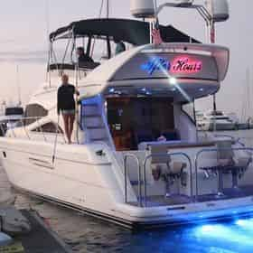 Private Luxury Yacht Charter - Up to Six Guests