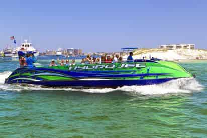 Fireworks Cruise Aboard The Hydrojet