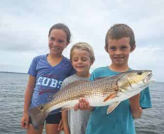 Two Day Kids Fishing Camp with Florida Boy Adventures