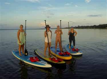 Sunset SUP Tour by Inner Chi Wellness