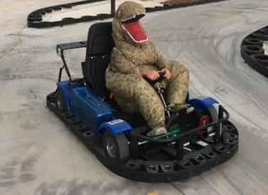 Wild Willy's Adventure Zone Bumper Boat Wars & Go Kart Combo