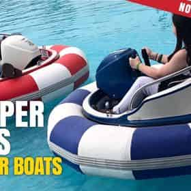 Wild Willy's Adventure Zone Bumper Boat Wars & Go Kart Combo