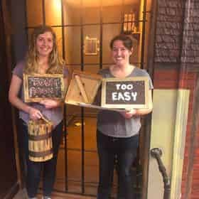 Western Jail Escape Room at Hint Hunters