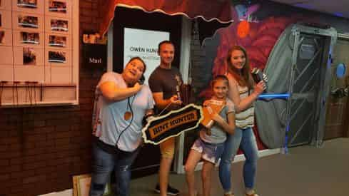 Top Secret Mission at Hint Hunter Escape Room