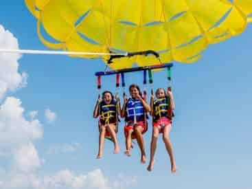 Pensacola Beach Parasailing Adventure