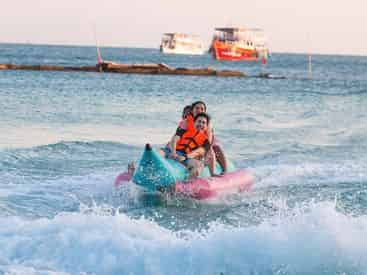 Gulf Shores Banana Boat Rides