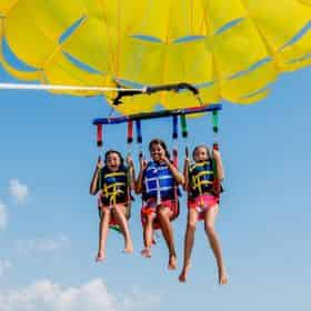 Perdido Key Parasailing Adventure