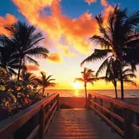Day Trip to Key West & Conch Train Tour from Miami