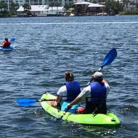 2 Hour Stand-up Paddle Board & Kayak Rentals with  Waterlife Ventures Co.