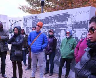 Civil Rights Tour of Nashville with United Street Tours