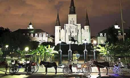 Ghosts of French Quarter Tour by Magic Walking Tours