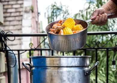 Seafood & Shrimp Boil Experience with New Orleans Secrets Tours