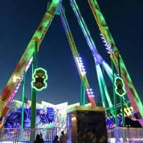 Pavilion Park Amusement Park - Broadway at the Beach