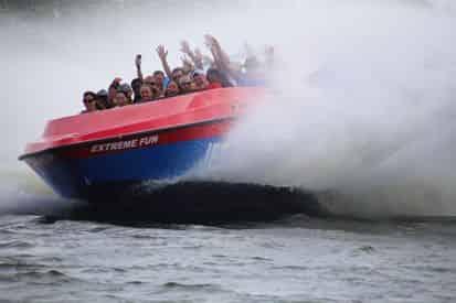 Orange Beach Jet Boat Thrill Ride