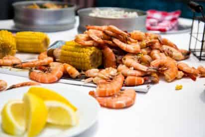 VIP Shrimp Boil & French Quarter Show at Mister Gregory's