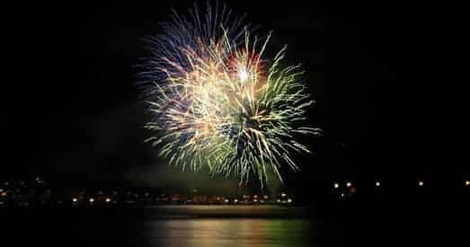 Fort Walton Beach Fireworks Cruise Aboard the Scream Machine