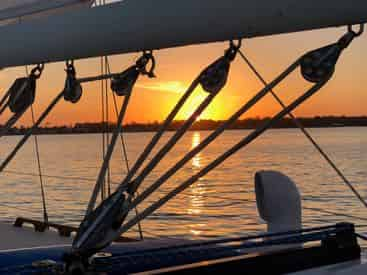 2 Hour Private Sunset Escape with Back Bay Sailing Adventures